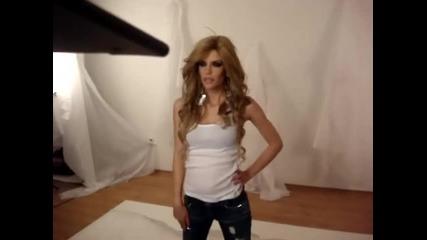 Вижте Анелия във видео на Азис - Гадна порода