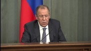 Russia: Lavrov slams US for 'dirty leaks' and 'false information' on Syria deal