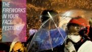 Facing your fears: Yanshui's firework festival