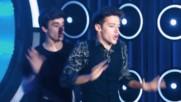 Soy Luna 2 - Open Music 2 - Матео и Гастон - Aquí Estoy - епизод 20 + Превод