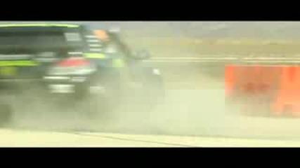 Ken Block - Subaru Impreza Wrx Sti Extreme Drifting