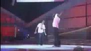 Robert Muraine vs Phillip Chbeeb Страхотен Танц