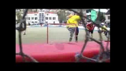 Box Lacrosse - In Memorial Ales Hrebesky