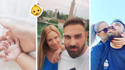 Тото от СкандаУ стана баща броени часове след Криско!