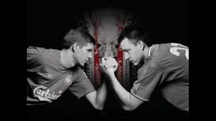 Beckham And Gerrard