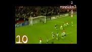 Cristiano Ronaldo - All Goals 07/08 Part 1