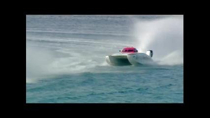 Състезание с лодки - Dubai Duty Free XCat - част 3