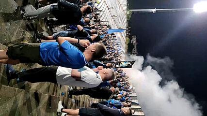 Локо 2-0 Левски 1/2 финал за купата на България