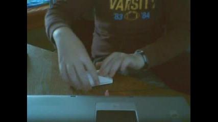 Оригами(кубче)