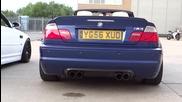 Bmw E46 M3 Exhaust сравнения