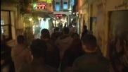 Полицията прати водни оръдия срещу протестиращи в Истанбул след убийството на адвокат