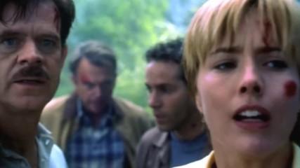 Джурасик парк 3 - Трейлър (2001)