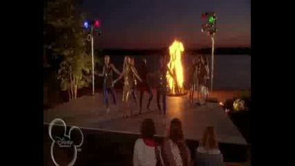 Camp Rock - Too Cool (music Video)