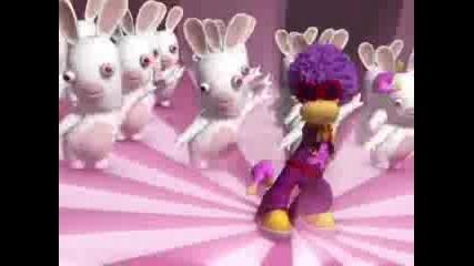 Реклама - Bunnyes Do Vacuum