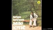Mile Kitic - Brigu brinem - (Audio 1977)