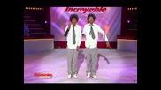 Невероятните близнаци - Les Twins