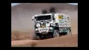Камионите На Рали Дакар 2007