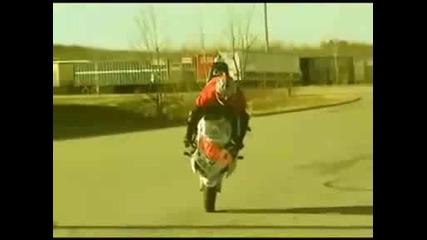 Hq* Honda Cbr 600rr Stunt & Drift
