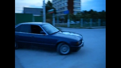 bmw e34 drift