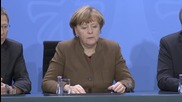 Германия: Меркел очертава новите мерки за бежанците