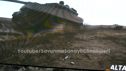 # Idef 2015 - турски танк Алтай