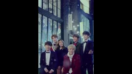 Бг Превод! K.will, Sistar, Boyfriend, Mad Clown, Junggigo, Jooyoung, Monsta X - Softly