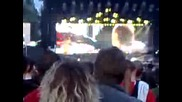 MetallicA - New Song - Cyanide (Death Magnetic) - Live Jonschwil 17.08.2008