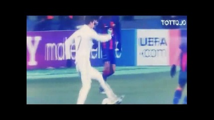 Cristiano Ronaldo - Ai Se Eu Te Pego ( Remix ) 2012 Mashup !