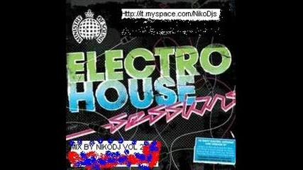 Electro - House 2008 Mix By Niko dj Vol