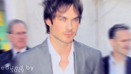 Ian Somerhalder A little bit