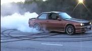 Bmw Turbo Brunout