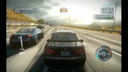 Need For Speed The Run (interstate 580) (my Gameplay)