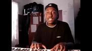 2pac - I Get Around - пиано