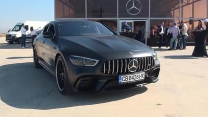 Тест на Mercedes-AMG моделите - Auto Fest S02EP11