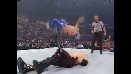 Wwe Survivor Series 2005 - Отбор Smackdown vs. Отбор Raw