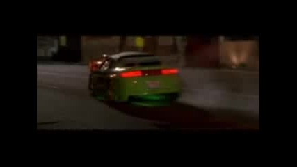 4аст от филма Tokio Drift part1
