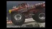 Компилация От Катастрофи с Monster Trucks