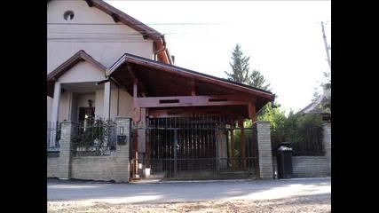 Изработване и направа на навеси от дърво, беседки и барбекюта. Фирма Хамър Билд Еоод град София.