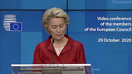 Belgium: Urgent action needed as COVID overwhelms EU healthcare - Von der Leyen