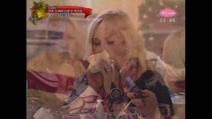 Vesna Zmijanac - Kraljica tuge - Lea Kis (RTV Pink 01.01.2010)