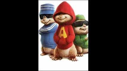 Alvin & The Chipmunks - Рум Сервиз