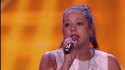 Kerrianne Covell sings Sara Bareille's Gravity - Boot Camp - The X Factor Uk 2014