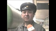 Влакът на Цар Борис трети през 2011 година
