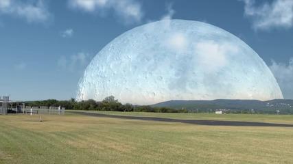 Ако луната беше по-близо до Земята..