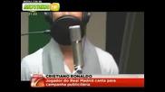 Какво ли пее Cristiano Ronaldo?
