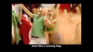 Knaan ft. Nancy Ajram - Waving Flag Fifa World Cup 2010