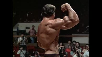 Mr. Olympia 1975 Арнолд Шварценегер