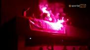 Червени факли в Казанлък за 67 години Цска