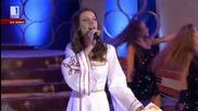 Вергиния Борисова - Родна земя - гала Пирин Фолк 2014