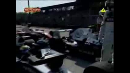 Rosberg & Kubica